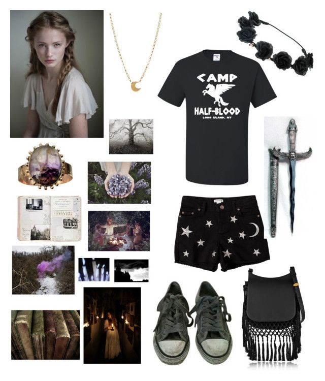 """""""Percy Jackson: Daughter of Hecate"""" by mrsolearysayswoaf ❤ liked on Polyvore"""