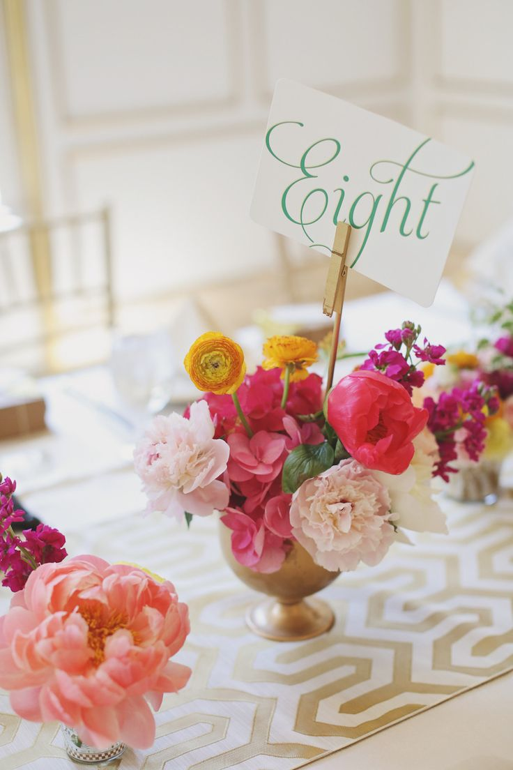 192 best Table Names & Numbers images on Pinterest | Table names ...