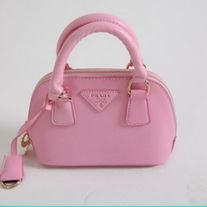 Children\u0026#39;s Prada inspired saffiano lux double handle mini satchel ...