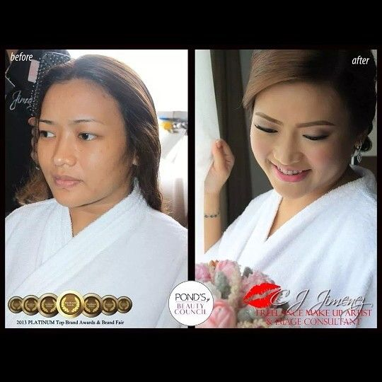 """Jonah is a very very busy business woman. I admire her and easily got comfortable not only with her but with her very kikay mommy (who had her very own trial make up!). She reminds me of Maricar Reyes. Jhun on the other hand, is very simple and every bit of a gentleman. Her feedback to us during prenup """"Hi CJ oo super pagod hehehe at least tapos na tayo sa isa, wedding na lang.. ehhehe enjoy naman kahit super pagod di ko ramdam ang pagod di ko ramdam ang pagod during pic taking kasi…"""