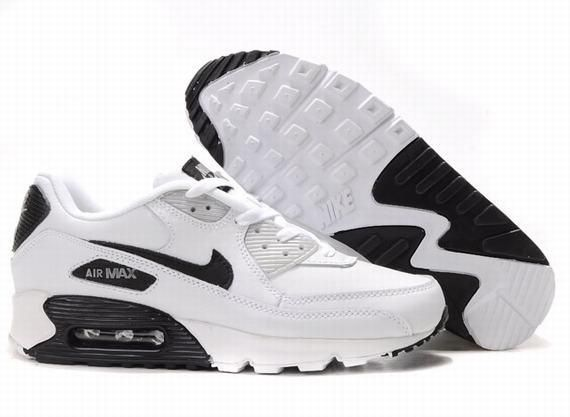 https://www.kengriffeyshoes.com/nike-air-max-90-white-black-light-grey-p-676.html NIKE AIR MAX 90 WHITE BLACK LIGHT GREY Only $72.89 , Free Shipping!