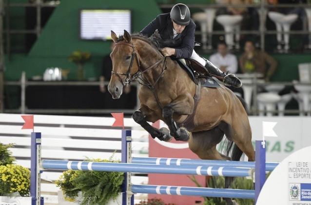 Myrtille Paulois  Rider: Roger-Yves Bost