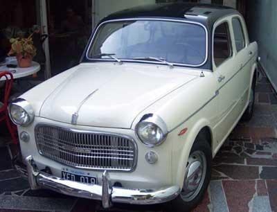Fiat 1100 1960