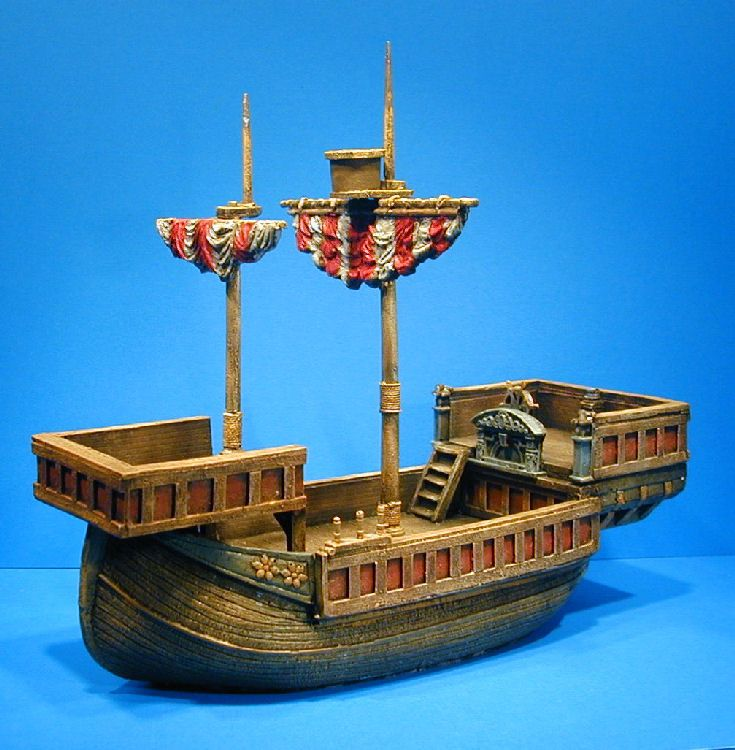 17 best images about cog ships on pinterest europe for Miniature architecture
