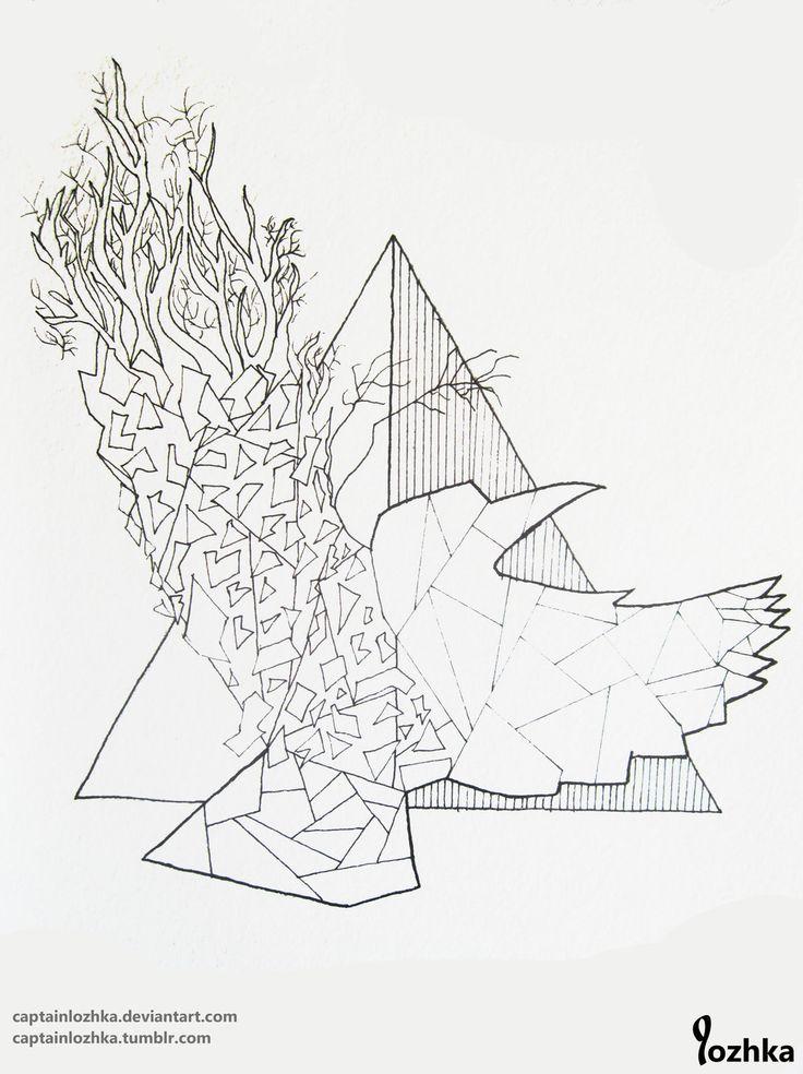 geometric_bird_by_captainlozhka-d9wwgyn.jpg (1024×1370)