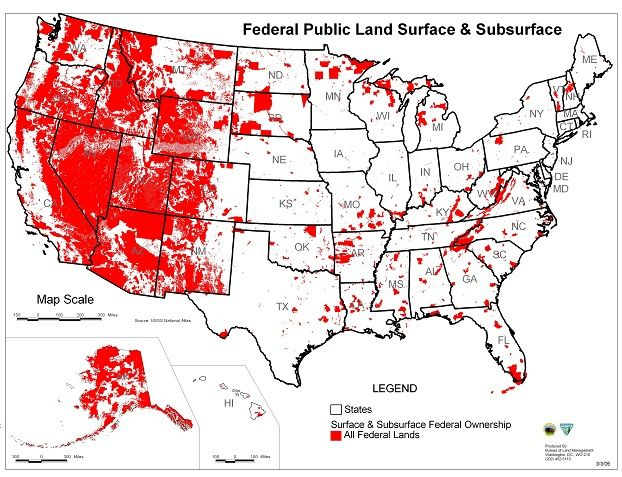 Federal Arrogance Fuels The New Sagebrush Rebellion | RedState