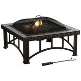 Found it at Wayfair.ca - Hampton Natural Slate Wood Burning Fire Pit in Rubbed Bronze