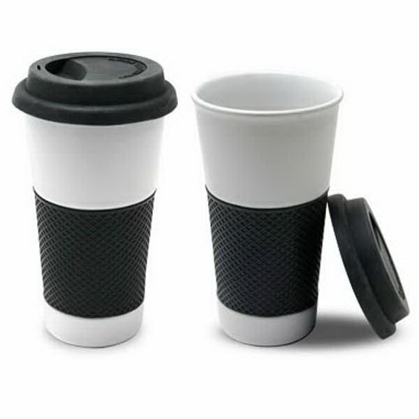 1000 images about sleeves on pinterest coffee cup sleeves sleeve and cup coaster - Commuter coffee mug ...