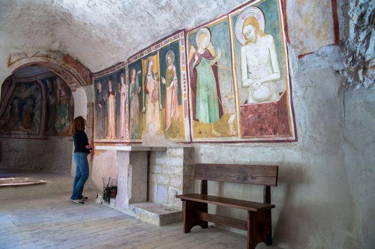 Eremo della Madonna della Stella, Poggiodomo (PG)
