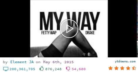 Download My way lyrics fetty wap drake videos mp3 - download My way lyrics fetty wap drake...