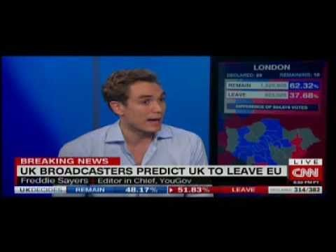 EU Referendum Result: UK Votes to Leave European Union [BREAKING NEWS]