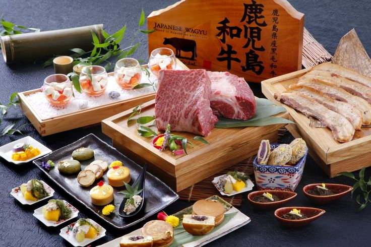 Kagoshima Specialties - Food and Restaurants