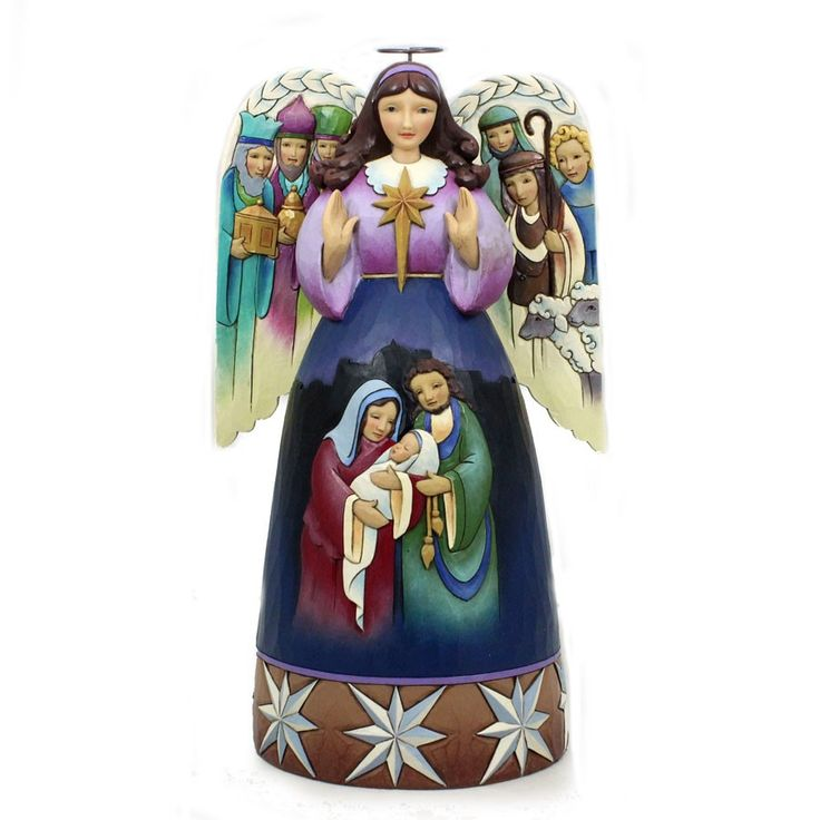Best images about jim shore angel figurines on