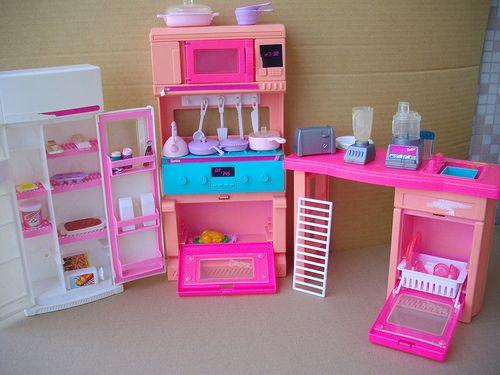 Barbie Kitchen Memory Lane Pinterest Barbie Childhood Toys