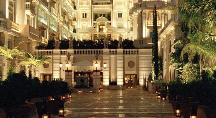 泊ってみたいホテル・HOTEL|モナコ>モンテ・カルロ>モンテ・カルロの中心部に位置し、エレガントな客室を提供するホテル>ホテル メトロポール モンテカルロ(Hotel Metropole Monte-Carlo)