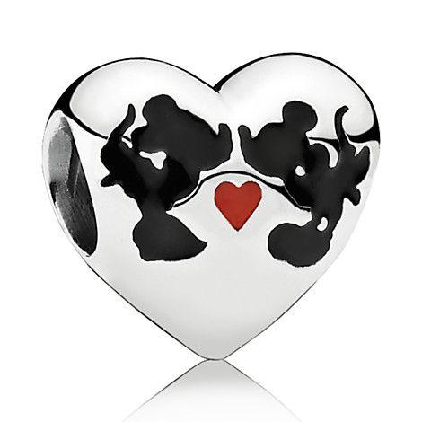 Pandora Disney Mickey Hearts