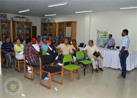 Reunión de Coordinadores de los diferentes Consejos Municipales de Gestión del Riesgo y Desastres