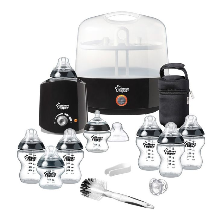 This special edition kit is designed for baby and beautifully tailored to blend seamlessly into your home.The stylish black steriliser and bottle warmer are ideally suited for sitting neatly alongside your kitchen appliances.Special edition
