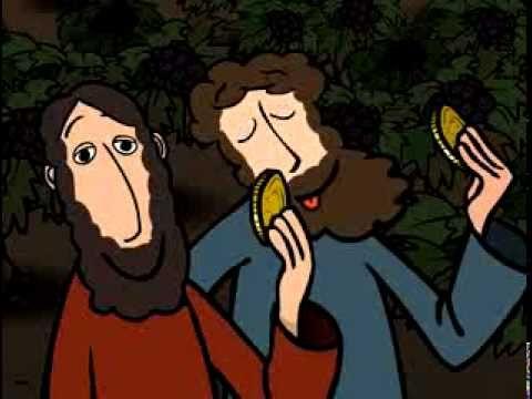 Parábola de los trabajadores de la viña - YouTube