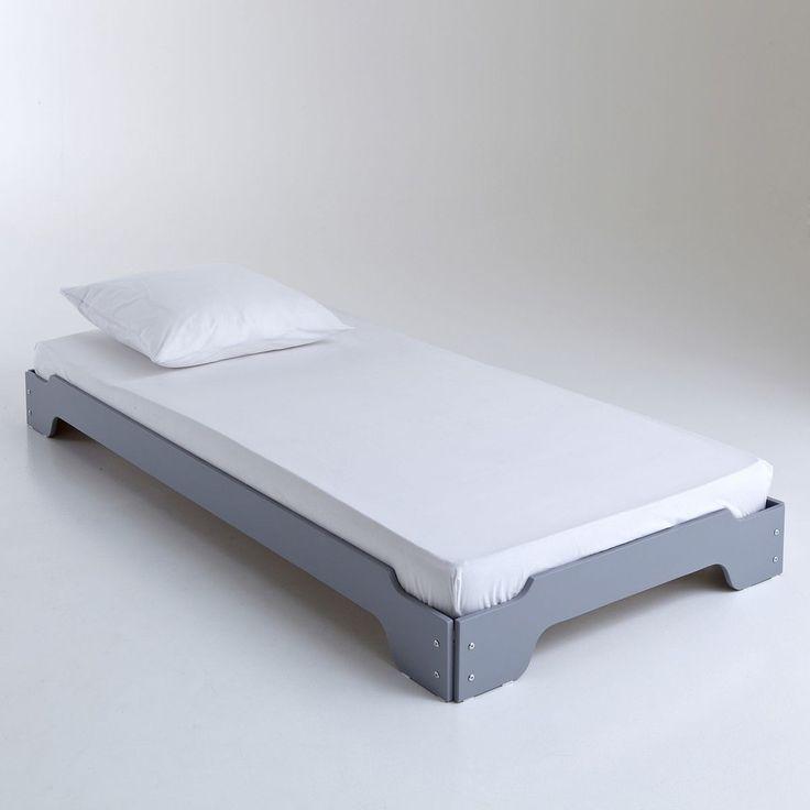 sommier 90x190 beautiful sommier sommier someo lattes en. Black Bedroom Furniture Sets. Home Design Ideas