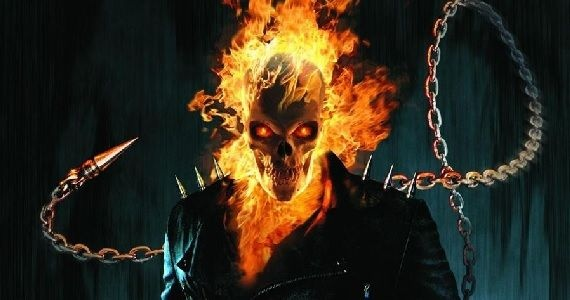 Ghost Rider-movie rights returned to MARVEL.