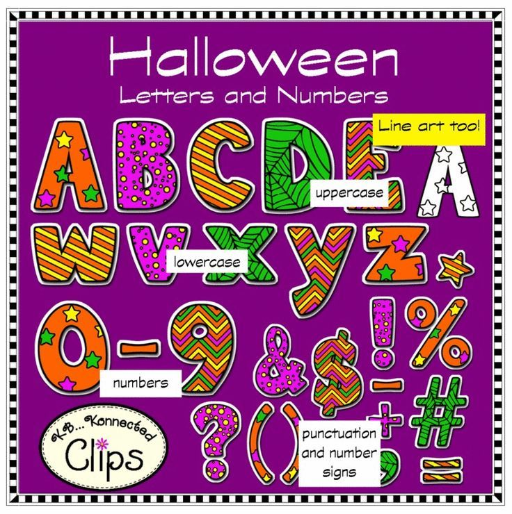 Best 25+ Halloween letters ideas on Pinterest | Cute halloween ...