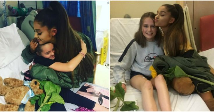 Ariana Grande Visits Manchester Hospital To Meet Injured Fans, Surprises Them With Hugs And Gifts! http://indianews23.com/blog/ariana-grande-visits-manchester-hospital-to-meet-injured-fans-surprises-them-with-hugs-and-gifts/