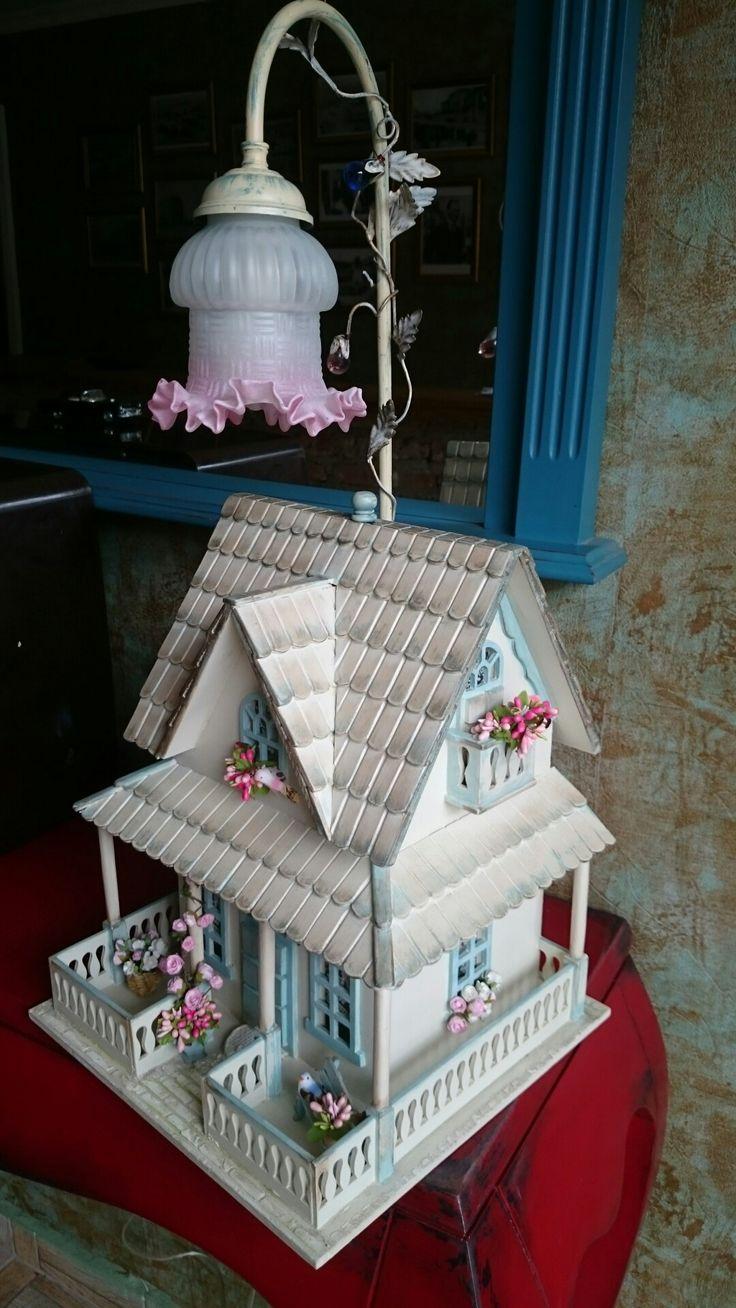 Abajur # Handmade #dekoratif boyama...