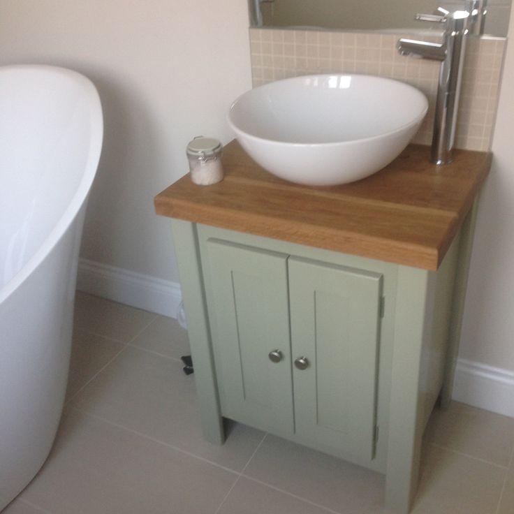 Beautiful Custom Made Vanity Cabinets