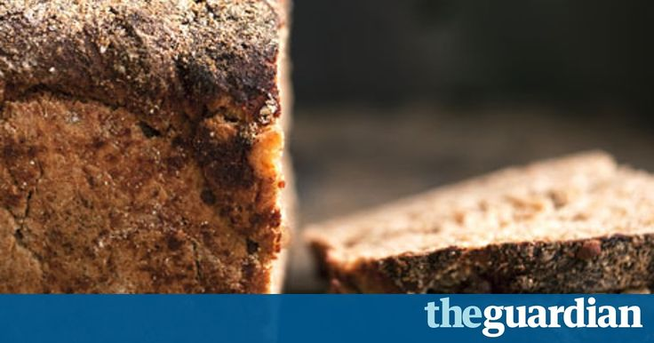 Rye bread is easy to make, stays fresh for days and is packed with flavour. The only dilemma, says Nigel Slater, is how thick to slice it…