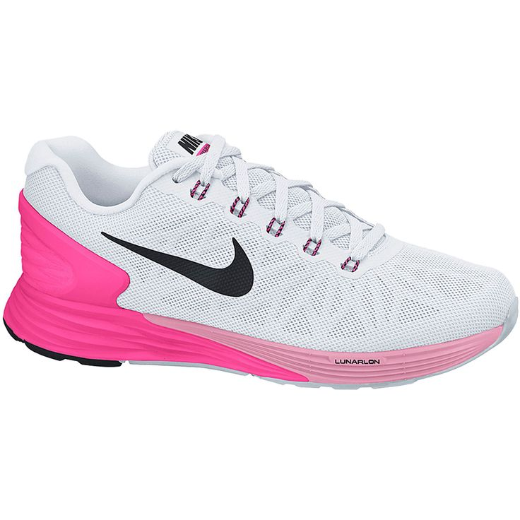 Wiggle | Nike Women's Lunarglide 6 Shoes - SP15 | Stability Running Shoes