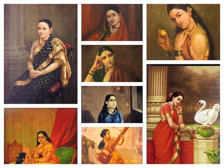 If you imagine any drawing of traditional painting of Indian women, the painting of Raja Ravi Varma comes first. In …