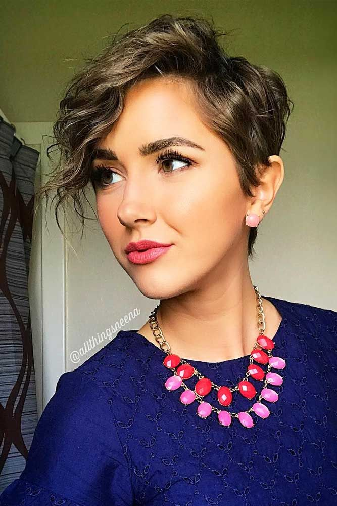 30 Easy And Cute Styling Ideas To Get Beach Waves For Short Hair Short Hair Waves Beach Waves For Short Hair Thick Hair Styles