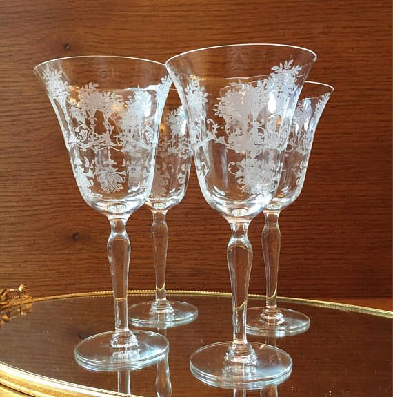 Best 25 Etched Wine Glasses Ideas On Pinterest