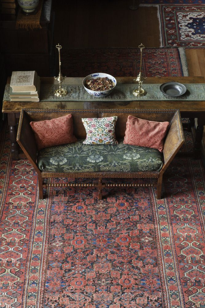 In 1861 William Morris founded the company Morris, Marshall, Faulkner & Co, later known as Morris & Co, which was to spread his pioneering design throughout the world. An exhibition celebra...