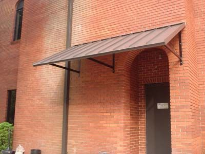 Awesome CLASSIC METAL AWNING     CUSTOM METAL AWNINGS   Copper Awning   Metal Awning  For Doors