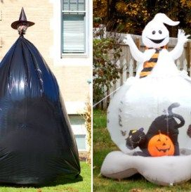 funny halloween decorating ideas