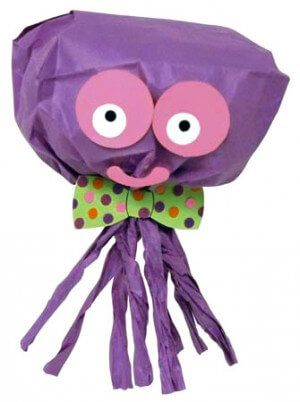 Octopus Craft Project