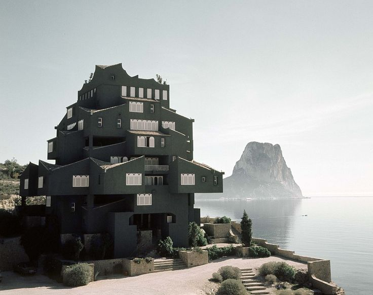Xanadú Architects: Ricardo Bofill Location: La Manzanera Alicante Area: 31000.0 sqm Year: 1971 Photographs: Courtesy of Ricardo Bofill