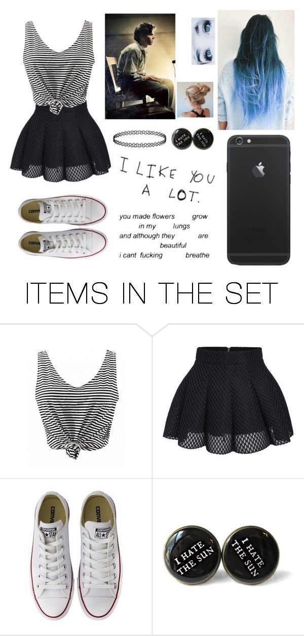 """Kit kit bo bit banana fana fo fit fee fi mo mit, Kit!"" by phan-anime-bands ❤ liked on Polyvore featuring art"