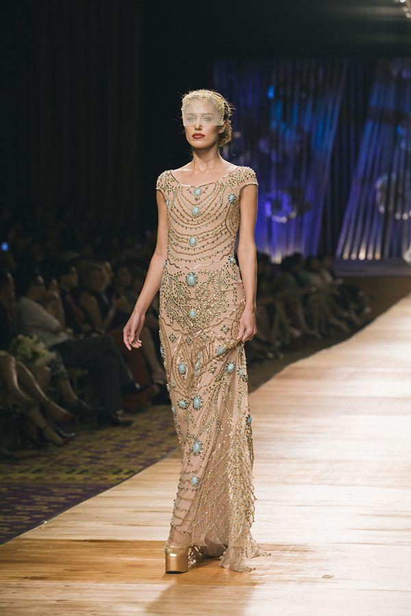Club Dahlia By Sebastian Gunawan #fashion #designer #couture