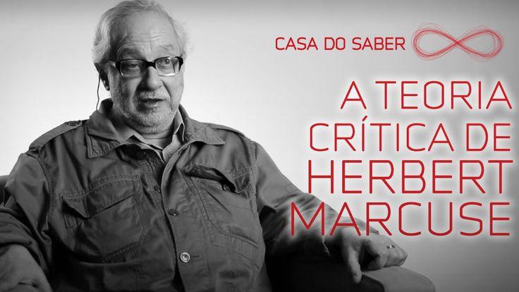 A teoria crítica de Herbert Marcuse   Franklin Leopoldo e Silva