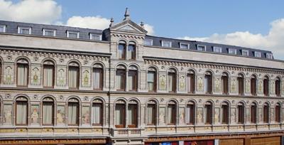 Hotel Saint Nicolas Brussels Kiekenmarkt 32 1000 Brussel. Niet ver gelegen van grote markt.