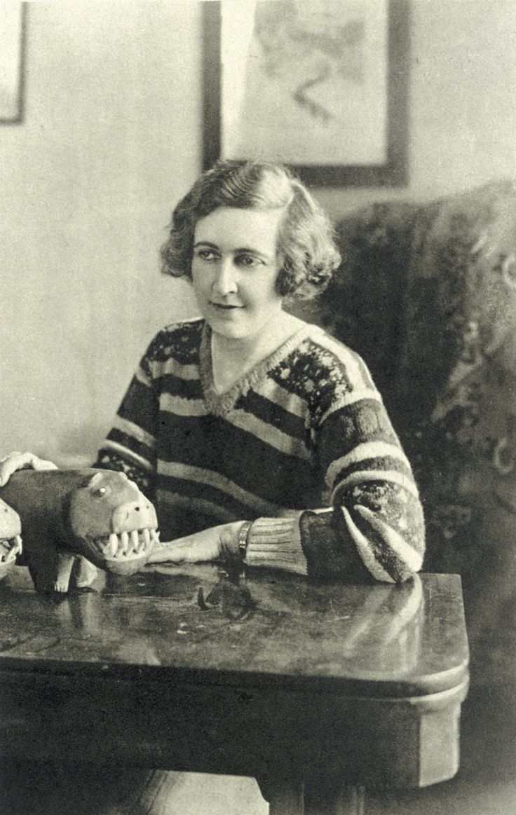 Agatha Christie                                                                                                                                                      More
