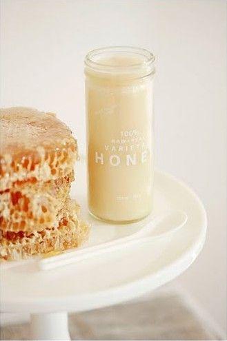 Honey Yogurt Body Wrap