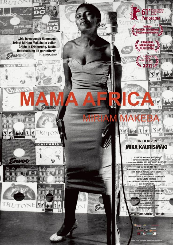 Mama Africa : Mika Kaurismäki Miriam Makeba -documentary (2011)