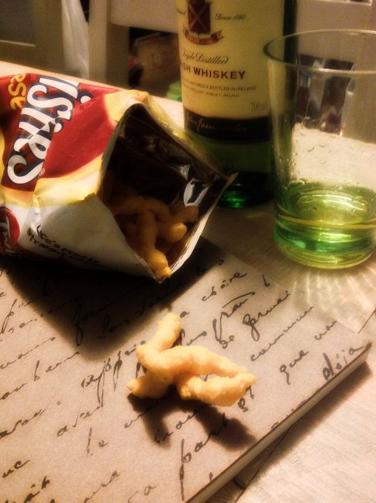 nice combo  ||  twisties + jameson  ||  23:49  friday  11th october 2013
