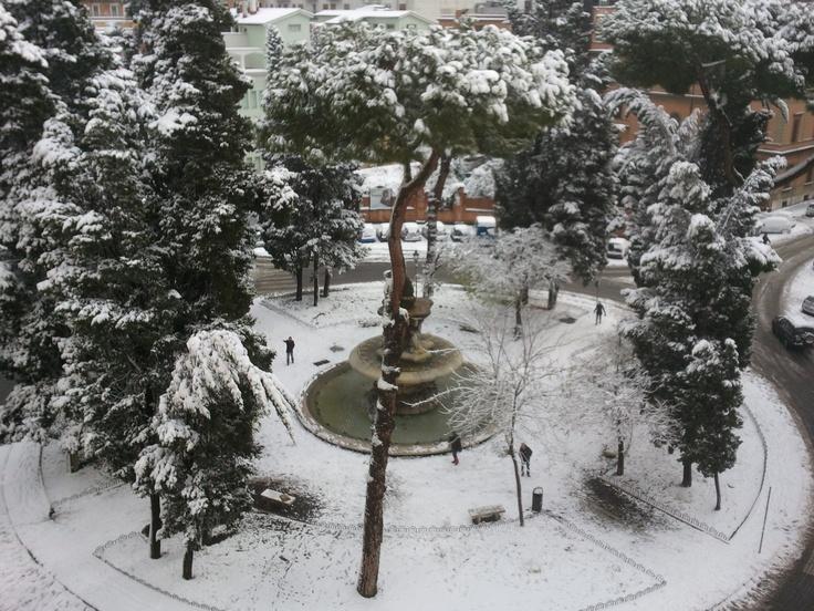 Rome whitened #Rome