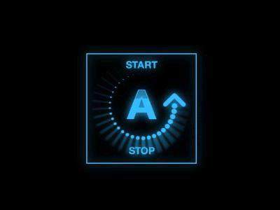 Dribbble - start icon by Pavel Pavlov
