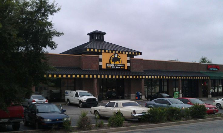 Our beer is served at multiple Buffalo Wild Wings Locations all over Kentucky!